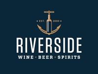 Riverside Beverage Logo