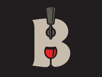 Wine Tap Icon