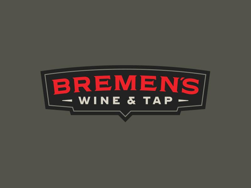 Bremens Sign eatery colorado denver bar restaurant spirits keg handle tap wine