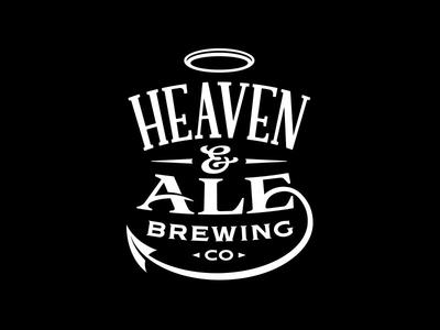 Heaven & Ale Brewing Co. Logo