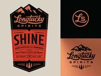 Longtucky Label Logos