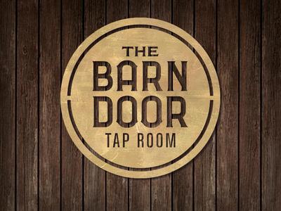 Whole Foods Lexington – Pub Logo beer grocery wood brass sign pub tap room door barn