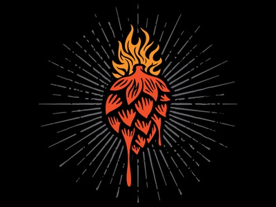 Soul Citra Sacred Heart hop. citra ipa brewing brewery rays drip sacred heart fire hops beer