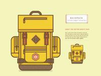 Vs backpack big