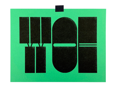 Woe texture risograph woe print illustration typography