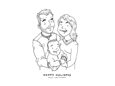 Putnam Holiday Card