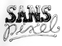 Sans Pixel