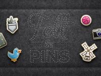 Felt And Pins