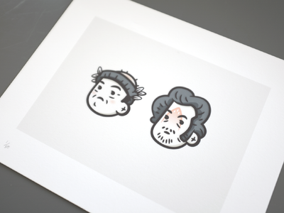 Wet Bandits Print print illustration home alone bandits character vector avatar