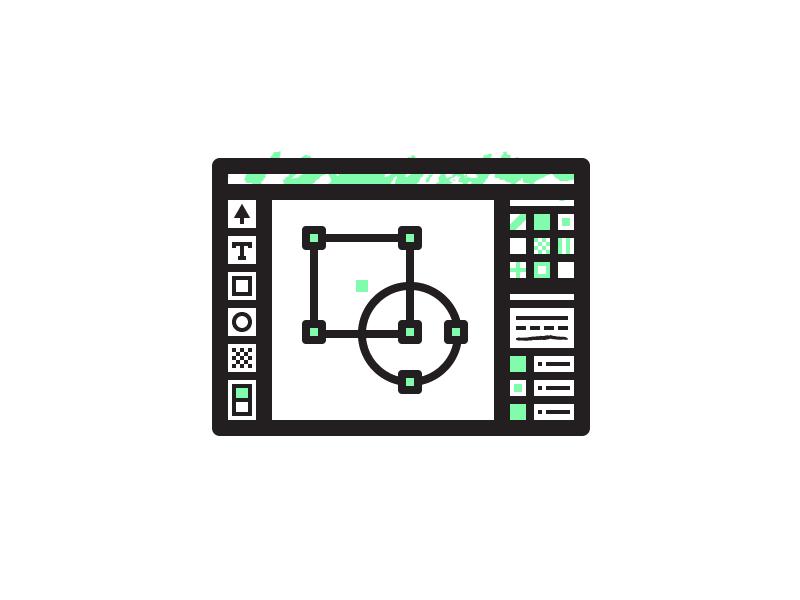 Vector UI Icon