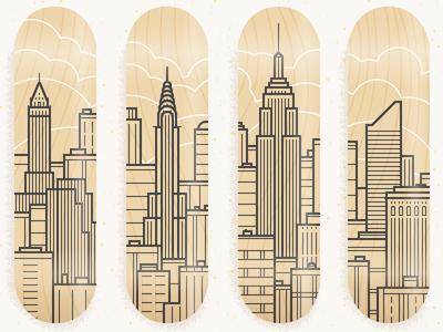 NY Decks