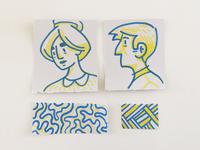 Paint Marker Doodles