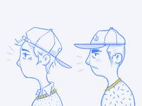 Cap Characters