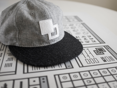 Fill And Stroke Cap icon ebbets fill and stroke hat cap