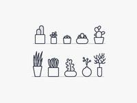 Operator Plant Icons