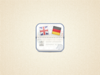 Passport iOS Icon