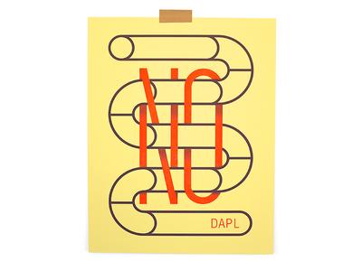 NoDAPL Print