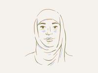 Portrait Study 01
