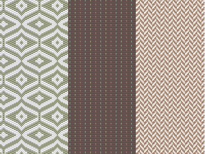Seamless Pattern Swatches vector illustrator pattern seamless textile fabric texture vintage