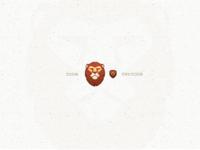 Lion Icon And Favicon