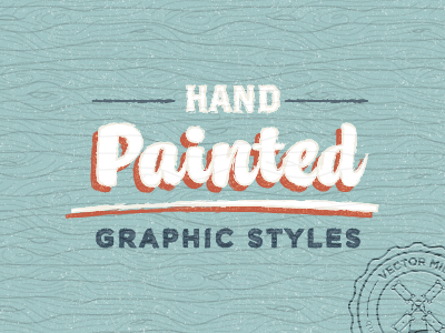 Vm painted graphic styles