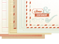 VM Stamps And Stationery
