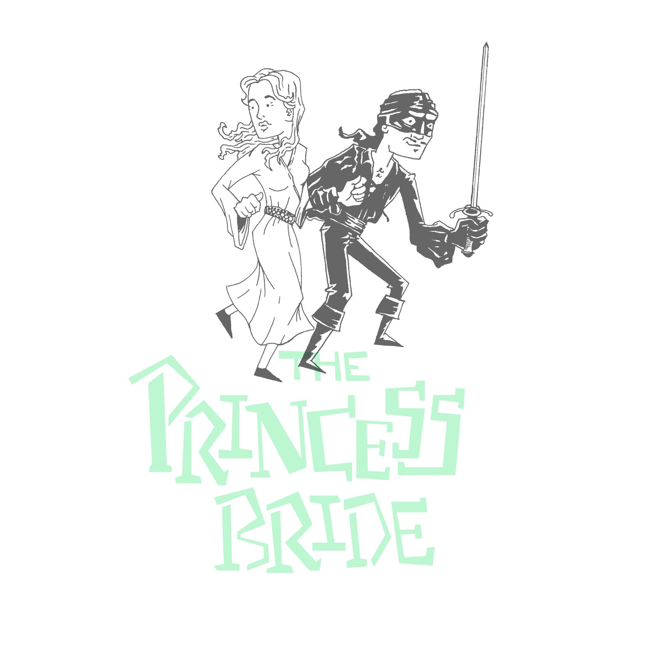 Princess bride ipad