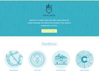 Rype Arts Site Update