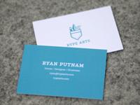 RA Business Cards