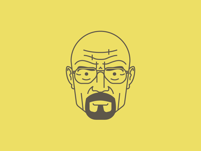 Walter White vector illustration avatar walter white breaking bad wallpaper