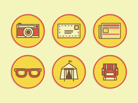Merit Badge Icons