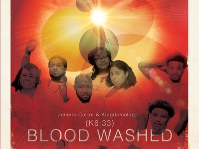Blood Washed CD Cover