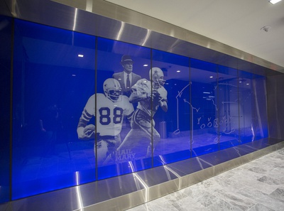 Dallas Cowboys The Star