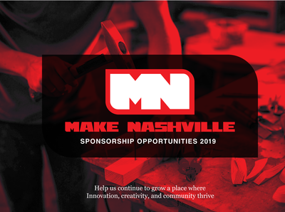 Make Nashville Sponsorship Package 2019
