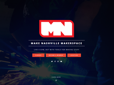 Make Nashville Website