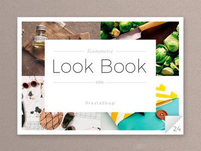 PrestaShop Ecommerce Lookbook 2016 prestashop e-commerce