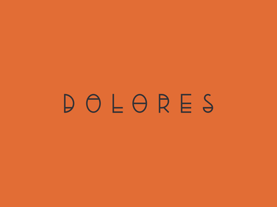 Dolores Logo Design