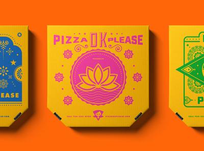 PIZZAWALA'S Pizza Box Design