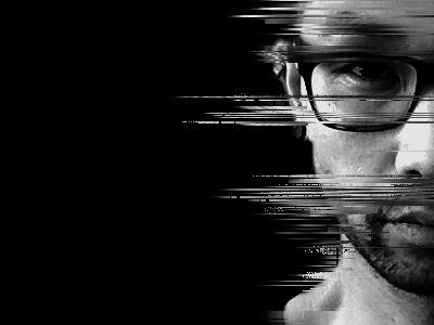 Glitch Portrait photography portrait glitch