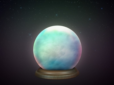 Crystal Ball crystal ball psychic fortune