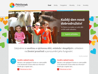 webdesign for kids farm