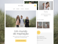 Kide Email Templates