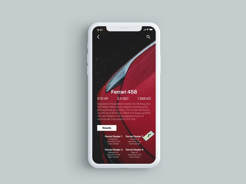 Daily UI Challenge #4 (Screen 3) icon ux ui minimal flat design app