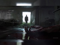 The Last Of Us Part II UI Demo (Screen 2)
