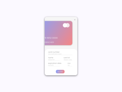 Checkout || UI Design