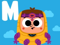 M is for Modok