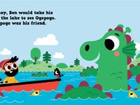 Ogopogospread
