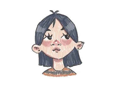 Sweety sketching design animation sketch artwork illustration art illustration drawing character artist art  entertainment art