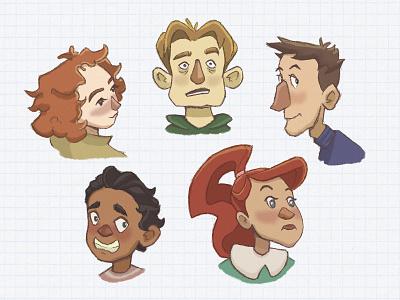 cartoon characters cartoon cartoon characters 2021 character illustration art illustration drawing artist art  entertainment art