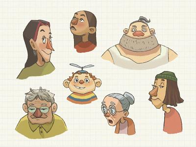 cartoon characters (part 2) cartoon characters cartoon 2021 character illustration art illustration drawing artist art  entertainment art